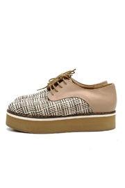 MIYE COLLAZZO Naranjo Leather Shoe - Product Mini Image