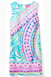 Lilly Pulitzer Narissa Stretch Shift - Product Mini Image