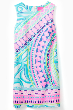 Lilly Pulitzer Narissa Stretch Shift - Product List Image