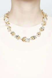Narratives The Agency British Floral Necklace - Front full body