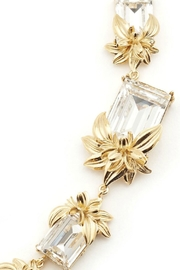 Narratives The Agency British Floral Necklace - Back cropped