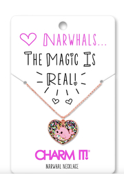 Charm It Narwhal Necklace - Product Mini Image