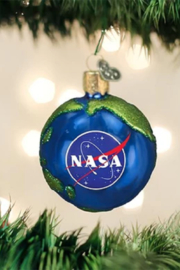 Old World Christmas NASA Earth Ornament - Product Mini Image