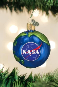 Shoptiques Product: NASA Earth Ornament