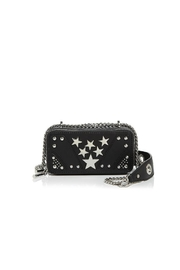 Nasty Gal Suspect Metallic Crossbody - Front cropped