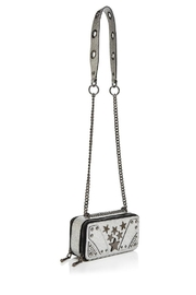Nasty Gal Suspect Metallic Crossbody - Side cropped