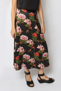 Just Female Natalia Floral Skirt - Product List Image