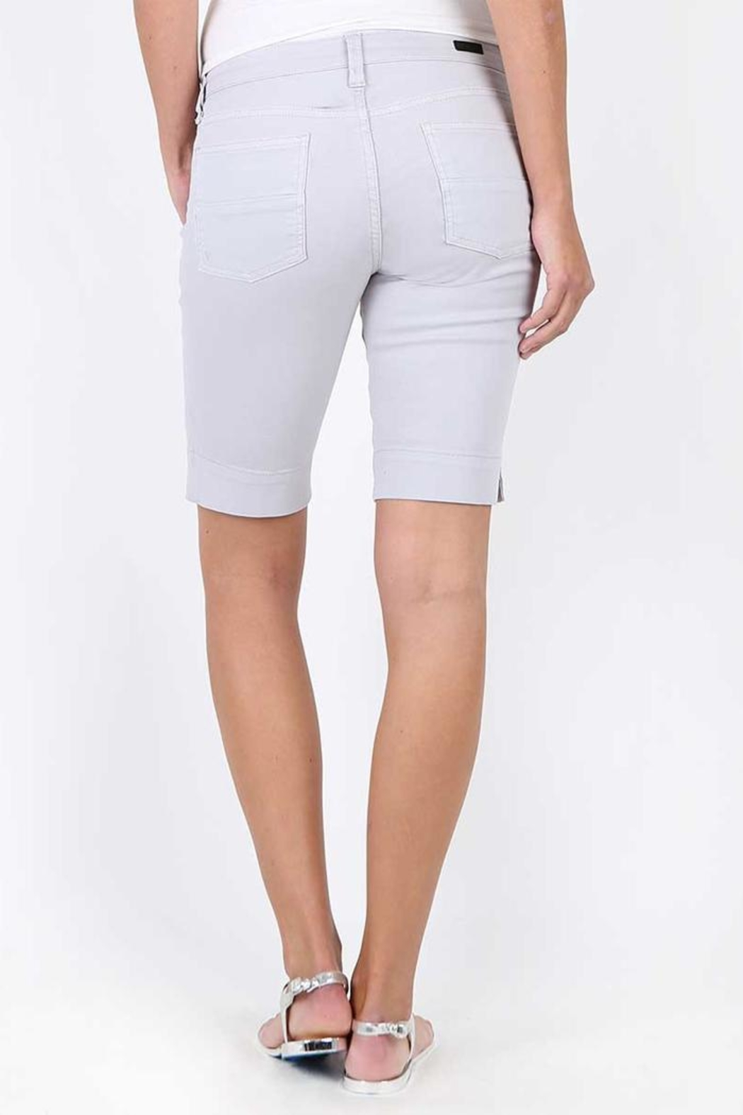 Kut from the Kloth Natalie Bermuda Short - Side Cropped Image