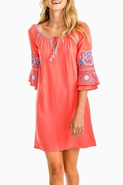 Southern Tide Natalie Boho Dress - Product Mini Image