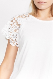 Generation Love  Natalie Crochet-Lace Top - Front full body