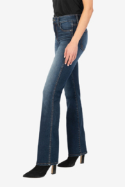 Kut from the Kloth Natalie High Rise Fab Ab - Front full body