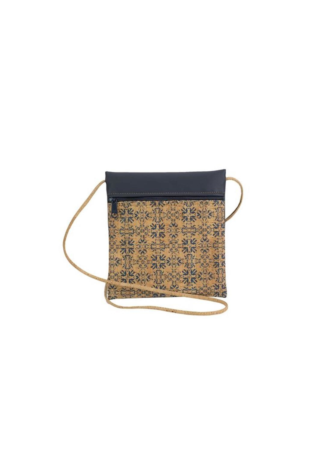 natalie therése Cork Cross Body - Front Cropped Image