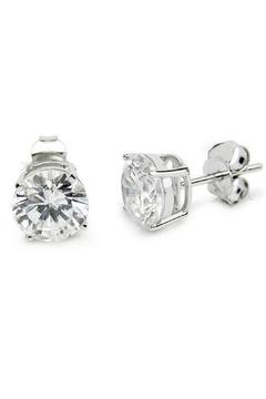 Natasha Couture Fashioin Solitaire Studs - Alternate List Image