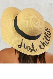 Natasha Couture Fashion Just Chillin Hat - Product Mini Image