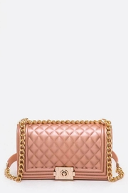 Natasha Couture Fashion Kenlee Jelly Bag - Front cropped