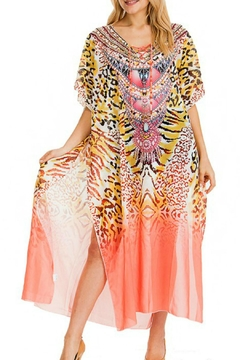 Natasha Couture Fashion Lillian Embellished Kimono - Product List Image