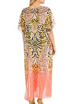 Natasha Couture Fashion Lillian Embellished Kimono - Alternate List Image