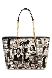Natasha Couture Fashion Magazine Print Bag - Product Mini Image
