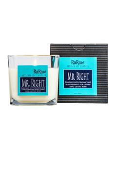 Natasha Couture Fashion Mr Right Soy Candle - Alternate List Image