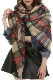 Natasha Couture Fashion Original Blanket Scarf - Product Mini Image