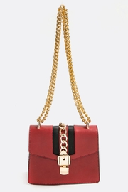 Natasha Couture Fashion Portia Jelly Bag - Front cropped