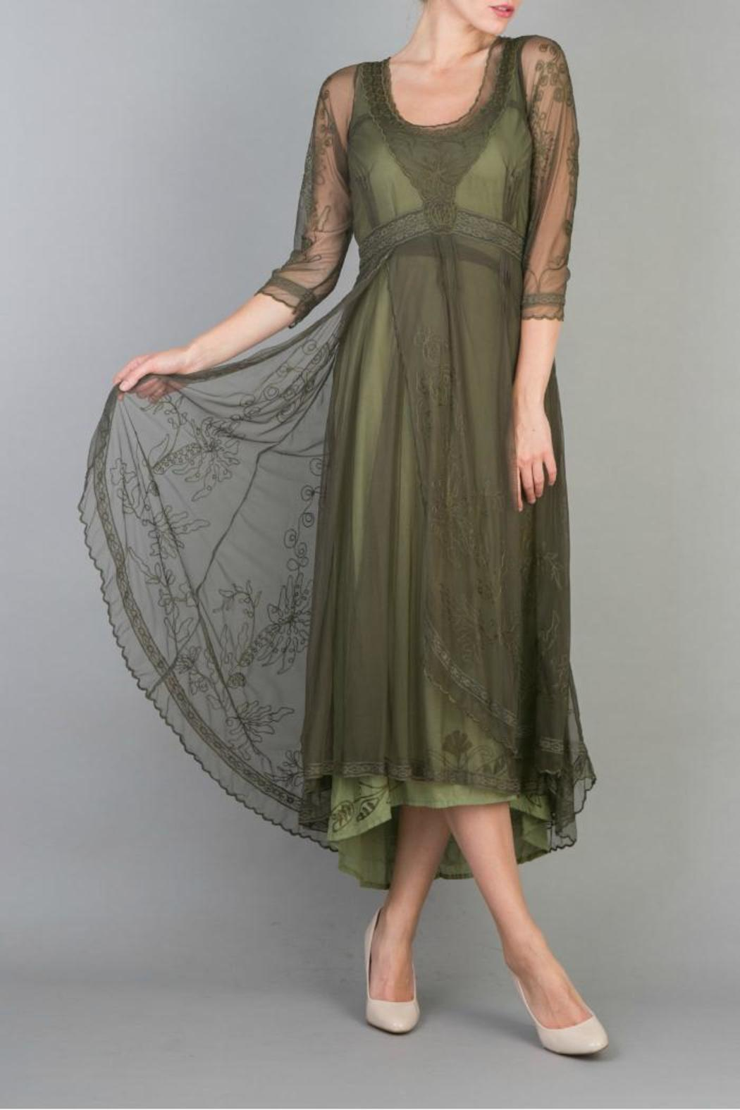 NATAYA Downton Abbey Dress - Front Full Image