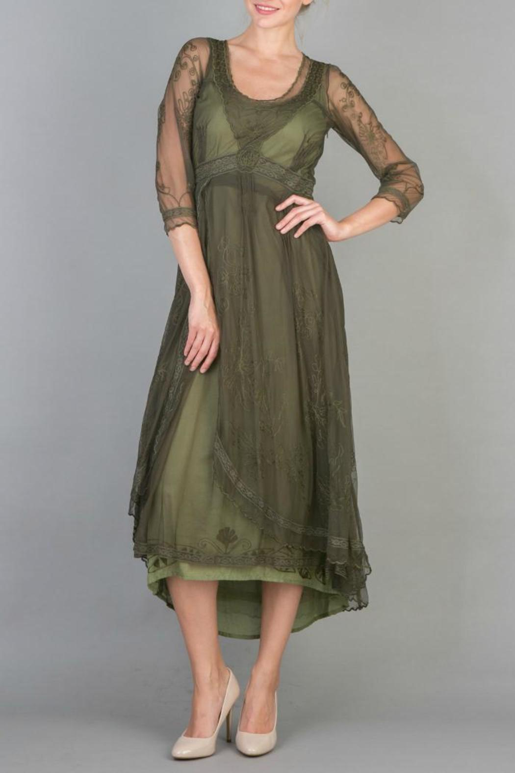 NATAYA Downton Abbey Dress - Front Cropped Image