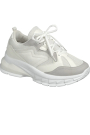 La Sheelah Nataya Sneakers - Front cropped