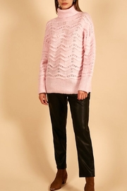 FRNCH Natea Ridge-Knit Sweater - Front cropped