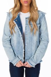 Nation LTD Madison Denim Jacket - Product Mini Image