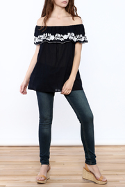Nativa Four-Way Blouse - Front full body