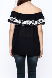 Nativa Four-Way Blouse - Back cropped