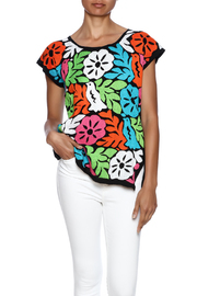 Nativa Jalapa Blouse - Front cropped