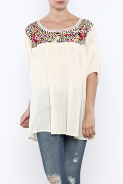 Shoptiques Product: Natural Lolita Blouse