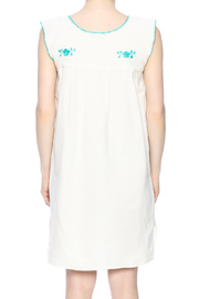 Nativa Mexican Puebla Dress - Back cropped