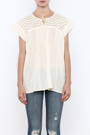 Nativa Natural Mia Blouse - Side cropped