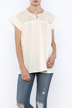 Shoptiques Product: Natural Mia Blouse