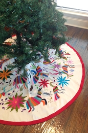 Nativa Otomi Tree Skirt - Side cropped