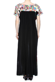 Nativa Rogelia Mexican Maxi - Back cropped