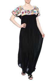 Nativa Rogelia Mexican Maxi - Front cropped