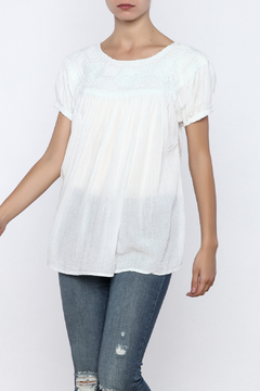 Nativa Roundneck Blouse - Product List Image