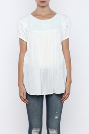 Nativa Roundneck Blouse - Side cropped