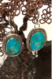 Shiprock Trading Post Native American Earrings - Product Mini Image