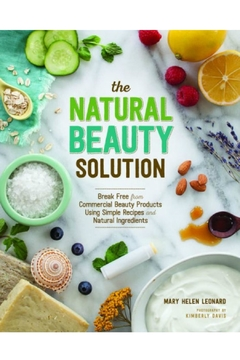 Workman Publishing Natural Beauty Solution - Alternate List Image