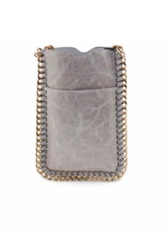 Shoptiques Product: Natural Chain Phone Holder