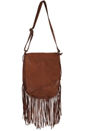 Scully Natural Edge Crossbody - Front cropped