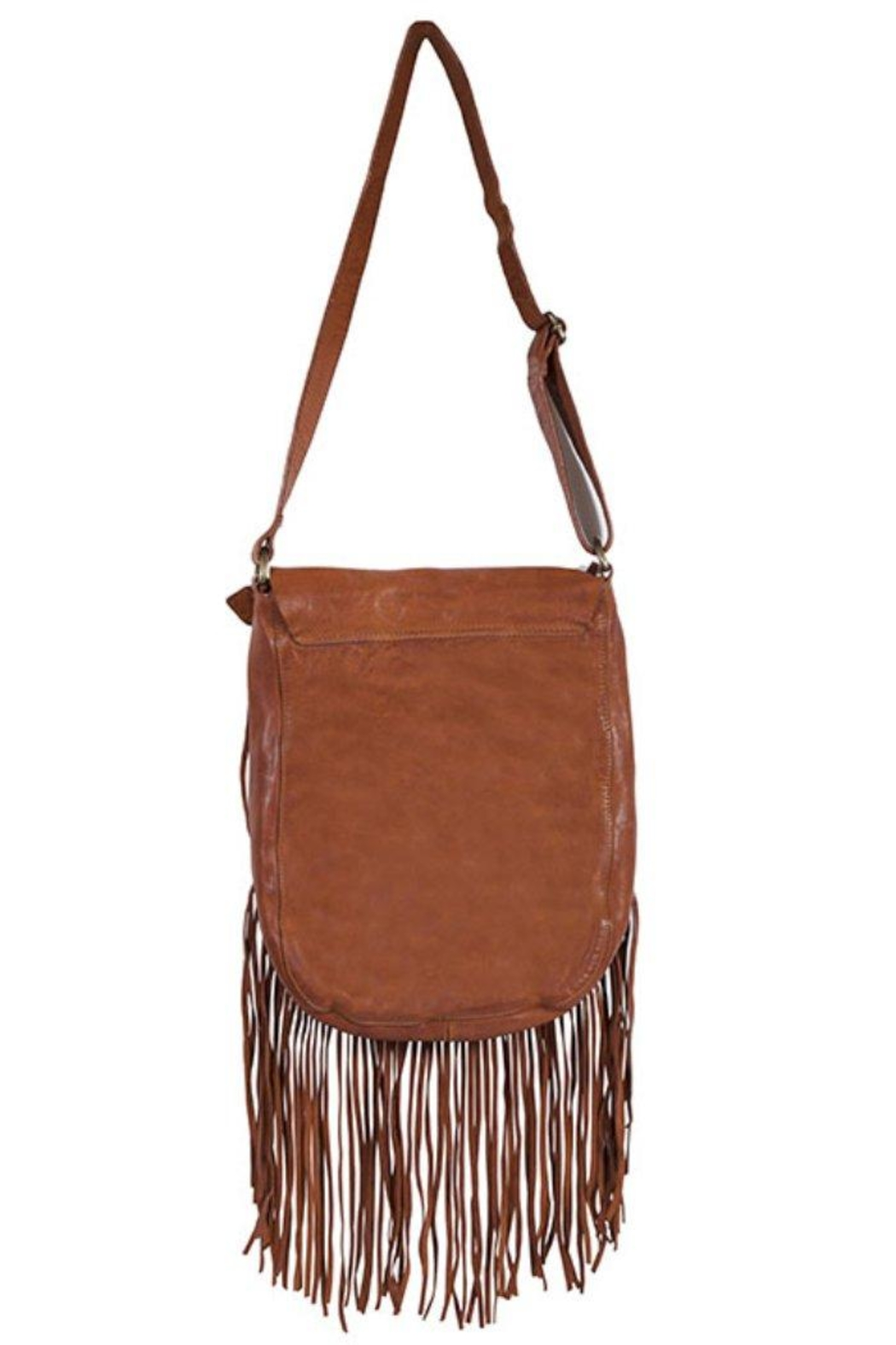 Scully Natural Edge Crossbody - Front Full Image