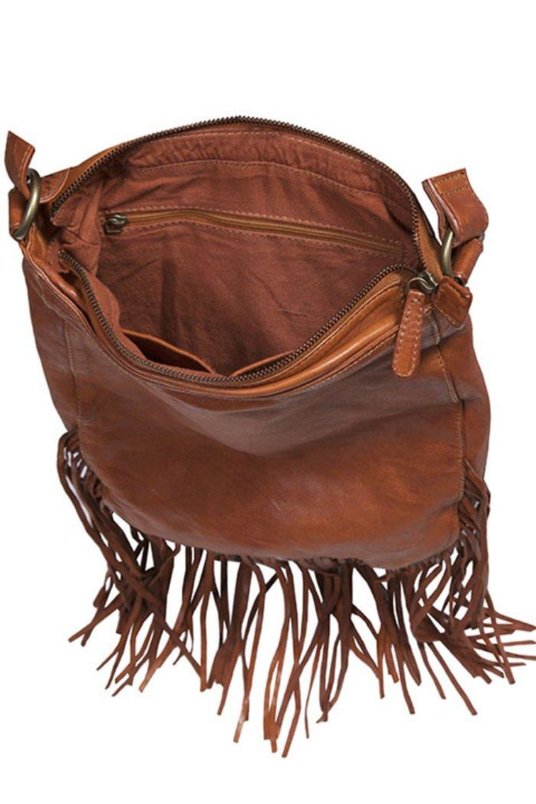 Scully Natural Edge Crossbody - Side Cropped Image