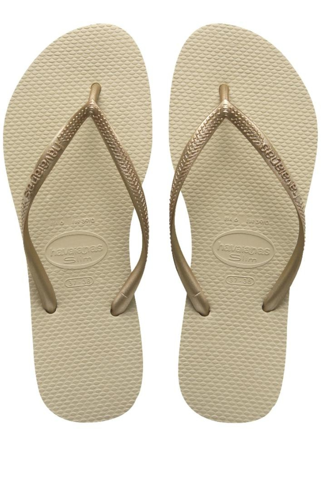 Havaianas Natural - Front Cropped Image