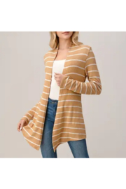 Faire Natural Life Cardigan - Front cropped